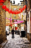 Dansey Place, Chinatown