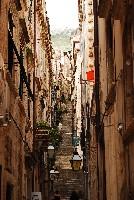 Somewhere in Dubrovnik