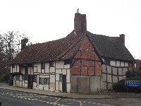 Wealden Hall House